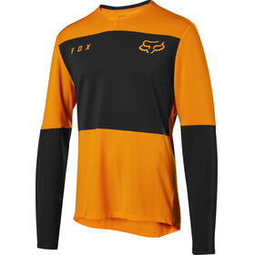 Fox Defend Delta LS Jersey Men atomic orange